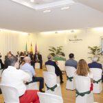 Intervención del vicepresidente del Consejo Andaluz de COAATs