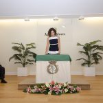 Leonor Muñoz acepta el cargo de presidenta del COAAT-Málaga