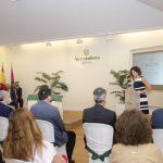 Discurso de investidura de la presidenta del COAAT-Málaga