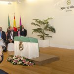 El alcalde de Málaga, Francisco de la Torre, clausura el acto de toma de posesión