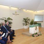 El alcalde de Málaga felicita a la nueva Junta de Gobierno del Colegio